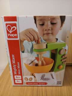 Hape mighty mixer BNIB