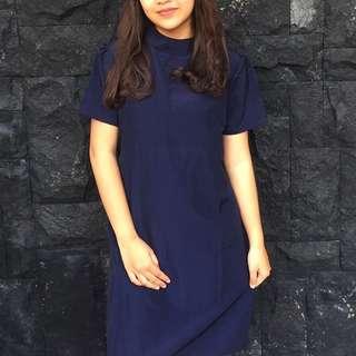 Dongker Dress