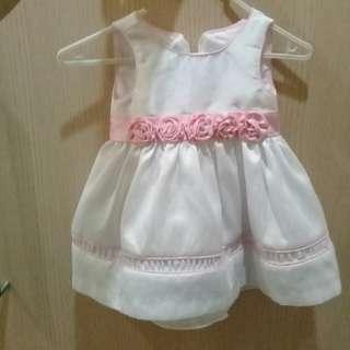 Infants' baby dress