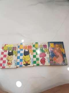 🚚 Chinese comic series
