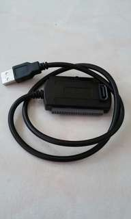 "Usb cable for ide 2.5"" hds"