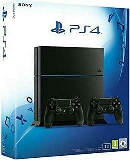 PS4 SERI 1206A REGION ASIA 500GB