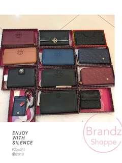 SALE! Tory Burch Wallets & Handbags Series >> ALL READY STOCK!!!
