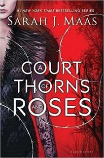 🌟 A Court of Thorns & Roses (E-book)