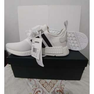 Adidas NMD R1 Triple White Original