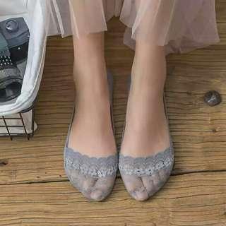 Brand New 5in1 Lace Socks #july50