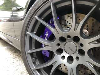 Brembo 18Z 6 Pot Full Set (E90/91/92/93合用)