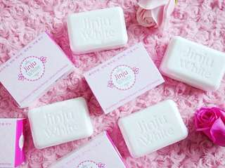 Jinju White Whitening Soap