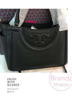 🛍Best Deal! 💯% Authentic Tory Burch Serif-T Satchel Bag @ Ready Stock!