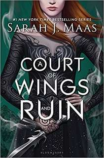 🌟 A Court of Wings & Ruin (E-book)