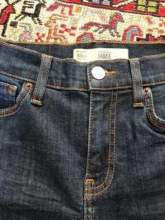 Topshop Jaime jean size 26