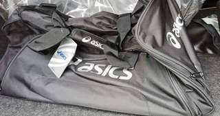 Asics Boston bag and shoebag