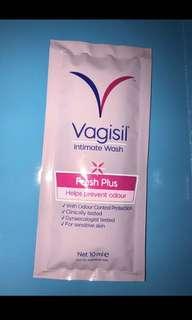 Vagisil intimate feminine wash