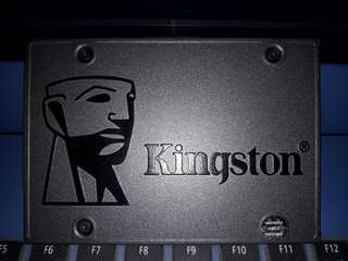 Kingston SSD 120gb