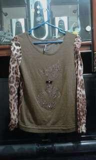 Atasan leopard