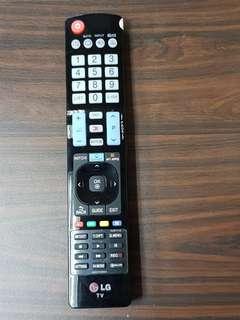 LG 3D Smart TV Remote Control