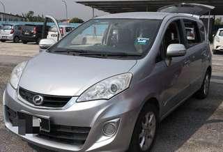 Perodua Alza 1.5 Auto