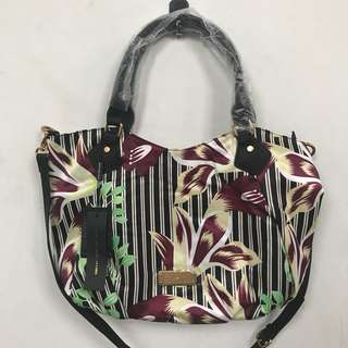 MJ Top Handle Bag
