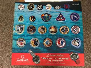 Nasa Space Expeditions patches