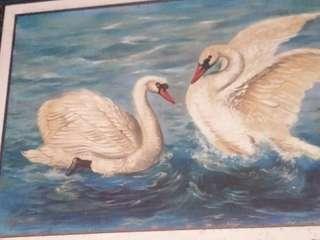 Lukisan dijual cepat