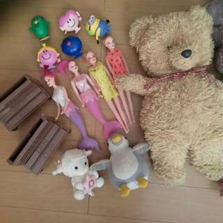 Take ALL KIDS TOYS Character