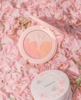 Mamonde Cherry Blossom Highlighting Blusher