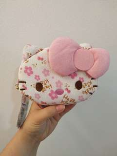 Sanrio Hello Kitty pouch (Authentic) #July70