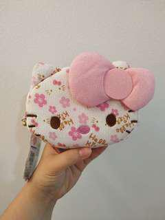 Sanrio Hello Kitty pouch (Authentic)