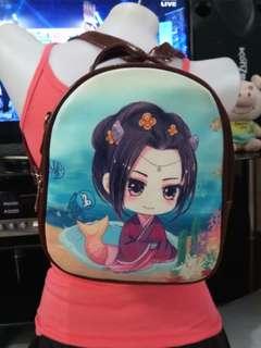 Cute Print ( Backpack/Sling/Hand bag)