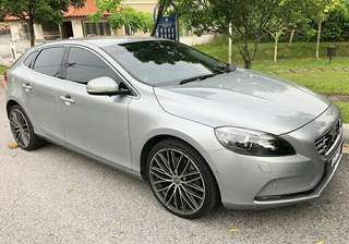 Volvo V40 Cross Country 2.0(A) T5 Turbo Sambung Bayar Bayar / Car Continue Loan