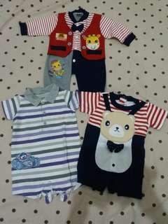 3 baju baby