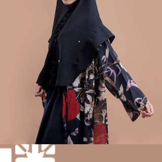 Outer floral navy