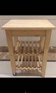 IKEA  實木收納櫥櫃