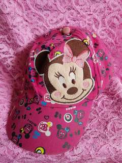 Topi Mickey Mouse pink