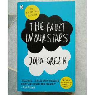 The Fault in Our Stars - John Green [Books]