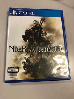 Nier Automata PS4 R3