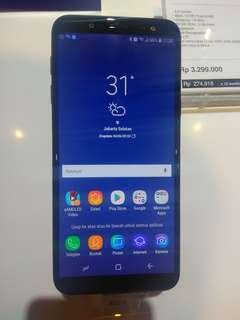 Samsung J6 Kredit proses 3 menit