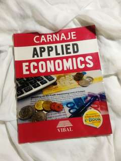 SHS TEXTBOOK: APPLIED ECONOMICS