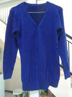Sweater Cardigan Rajut NEW