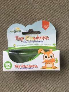 Tiny Buds Tiny Chewbrush (baby training toothbrush)