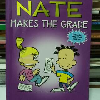 Big Nate Make the Grade