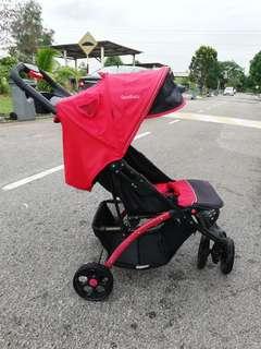 Goodbaby 3 roda Stroller