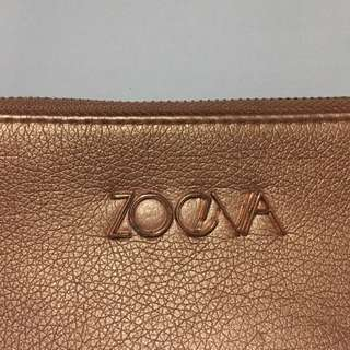 Zoeva MakeUp Pouch in Rose Gold