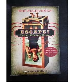 Escape The Story of the Great Houdini [Books]