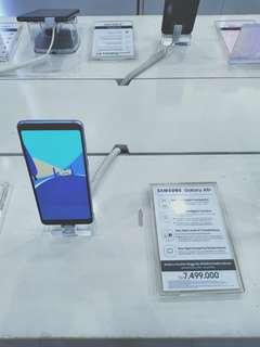 Samsung A8+ cicilan tanpa kartu kredit proses cepat 3 menit dengan home Credit