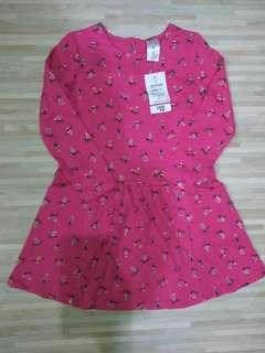 Baju Branded Original (Size : 3y, 5y, 6y, 7y)