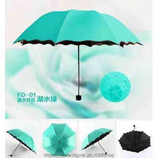 Magic Umbrella Sun/Rain AUTOMATIC w/ UV