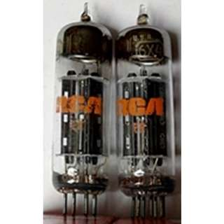 6X4 Various USA Brands Rectifier Tube
