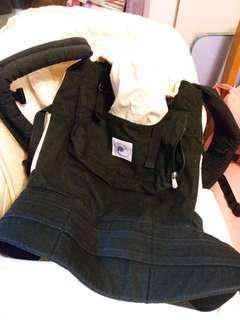 Ergobaby Organic Baby Carrier w/ infant insert
