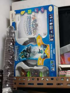 Skylanders spyro adventure starter pack for wii